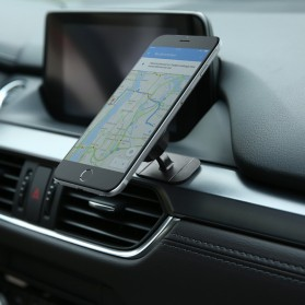 Aukey Magnetic Car Holder Smartphone - HD-C13 - Black - 2
