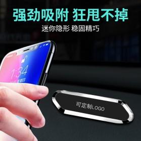 Joyroom Magnetic Smartphone Car Phone Holder - ZS217 - Black - 4