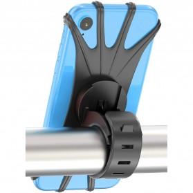 BUBM Smartphone Holder Sepeda Universal - XD063 - Black