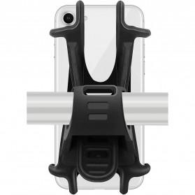 BUBM Smartphone Holder Sepeda Universal - XD201 - Black