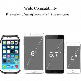 BUBM Smartphone Holder Sepeda Universal - XD201 - Black - 5