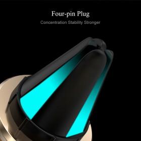 Floveme 360 Rotation Magnetic Air Vent Car Holder Smartphone - B38401 - Black - 5