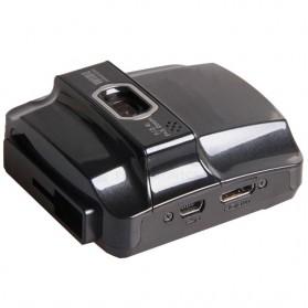 Sunco Car Black Box DVR Camera Recorder Full HD 1080P 2.4 Inch LCD with Wide Angle - SV-MD029 - Black - 2