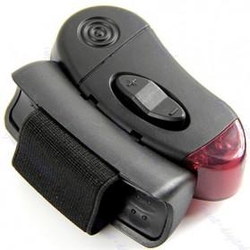 Remot Kontrol IR Stir Mobil CD / DVD / TV / MP3 - CR-002 - Black - 3