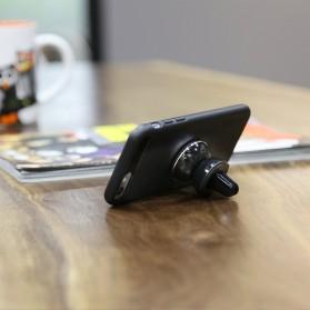 Magnetic Car Air Vent Mount Holder for Smartphone - Black - 4