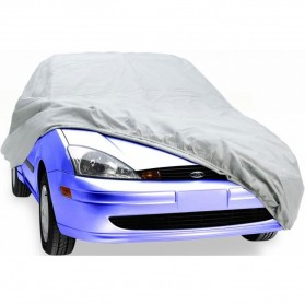 Parachute Car Cover M Size (4.3 x 1.6 x 1.2 Meter) / Penutup Mobil