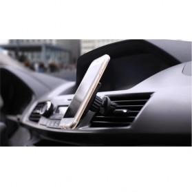 360 Degree Magnetic Car Air Vent Mount Holder - 151005 - Black - 4