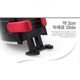 Multipurpose Bottle Car Smart Holder with Smartphone Holder - Black - 8