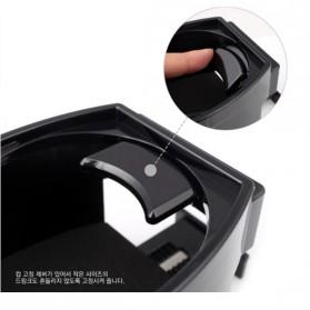 Multipurpose Bottle Car Smart Holder with Smartphone Holder - Black - 10