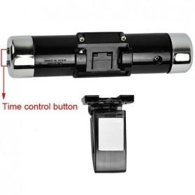 Thermometer Digital Backlight Car - CT20 - Black/Silver - 9