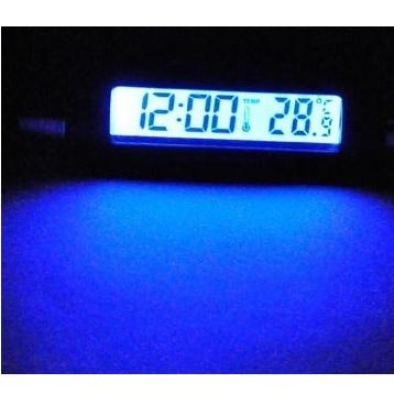 Thermometer Digital Backlight Car Black Silver Jakartanotebook Com