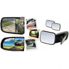 Total View Car Blind Spot Mirror / Kaca Spion Mobil - Black - 4