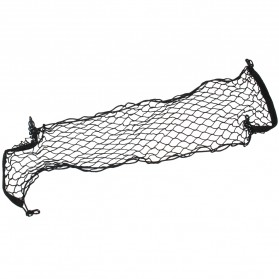 MALUOKASA Car Trunk Cargo Net Luggage Mesh Net 102cm x 38cm - QM4051 - Black
