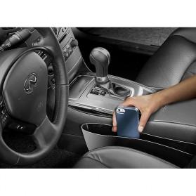LEEPEE Auto Organizers Seat Holder Gap Pocket 2 PCS -10572 - Black - 3