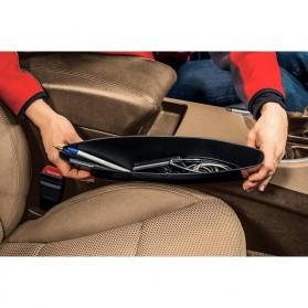 LEEPEE Auto Organizers Seat Holder Gap Pocket 2 PCS -10572 - Black - 6