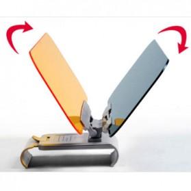Anti Glare Dazzling Car Sun Vision Visor / Kaca Anti Silau - 5