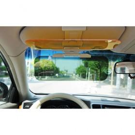 Anti Glare Dazzling Car Sun Vision Visor / Kaca Anti Silau - 6