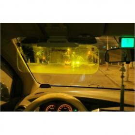Anti Glare Dazzling Car Sun Vision Visor / Kaca Anti Silau - 7