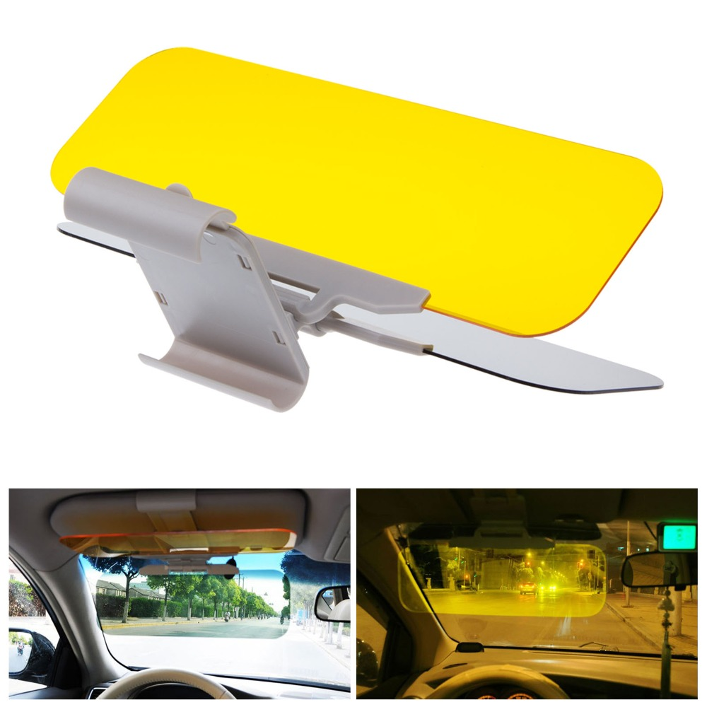 Anti Glare Dazzling Car Sun Vision Visor / Kaca Anti Silau - 2