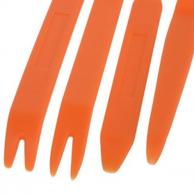Alloet Car 4 in 1 Removal Pry Tool / Pengungkit - AA16 - Orange - 3