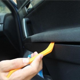 Alloet Car 4 in 1 Removal Pry Tool / Pengungkit - AA16 - Orange - 6