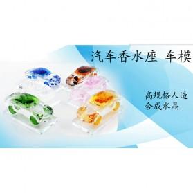 Small Cars Crystal Parfume / Parfum Mobil - Multi-Color - 3