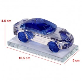 Small Cars Crystal Parfume / Parfum Mobil - Multi-Color - 5