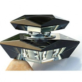 Ornament Cars Crystal Parfume / Parfum Mobil - Black