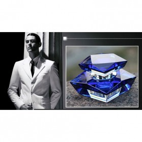 Ornament Cars Crystal Parfume / Parfum Mobil - ZZ-AA - Multi-Color - 4
