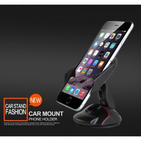 Car Holder Smartphone Transformer Mouse - Black - 8