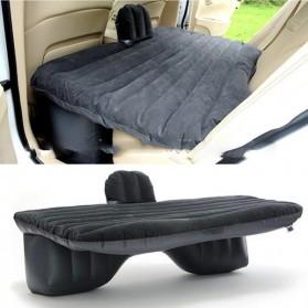 OGLAND Kasur Matras Angin Mobil Travel Inflatable Smart Car Bed - EAFC - Black - 1