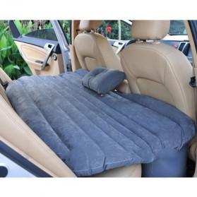 OGLAND Kasur Matras Angin Mobil Travel Inflatable Smart Car Bed - EAFC - Black - 2