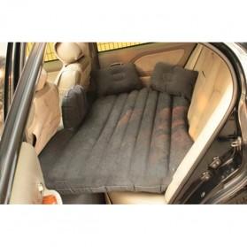 Shibo Kasur Matras Angin Mobil Travel Inflatable Smart Car Bed - EAFC - Black - 3