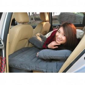 Shibo Kasur Matras Angin Mobil Travel Inflatable Smart Car Bed - EAFC - Black - 4