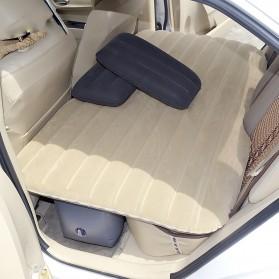 OGLAND Kasur Matras Angin Mobil Travel Inflatable Smart Car Bed - EAFC - Black - 6
