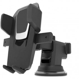 Car Holder Smartphone Transformer - 160628 - Black