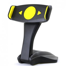 Holder Mobil Flexible Mobile Car Holder 7-15 Inch for Tablet PC - Black