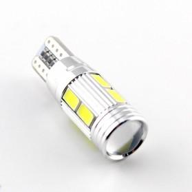 MaxGTRS Lampu Fog Light Mobil LED H3 T10 SMD 5630 2 PCS - SMDWB - White - 2