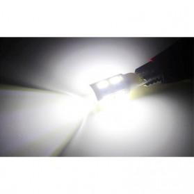 MaxGTRS Lampu Fog Light Mobil LED H3 T10 SMD 5630 2 PCS - SMDWB - White - 3