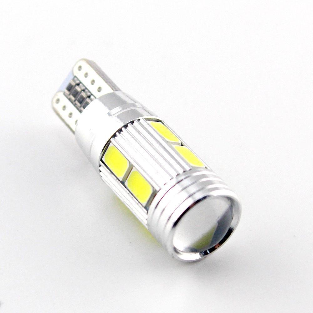 Lampu Fog Light Mobil LED H3 T10 SMD 5630 2PCS - White