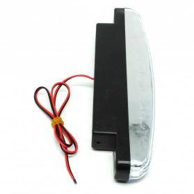 Lampu Fog Light Mobil Daytime LED 6000K 12V - LDN - Black - 2