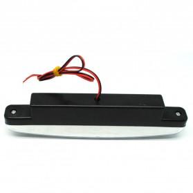 Lampu Fog Light Mobil Daytime LED 6000K 12V - LDN - Black - 3