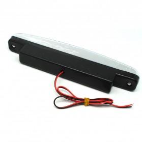 Lampu Fog Light Mobil Daytime LED 6000K 12V - LDN - Black - 4