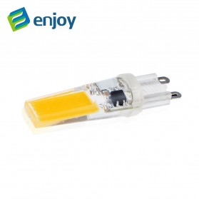 Lampu LED G8 220V 9W SMD COB 2700-3500K Warm White 1PCS - White
