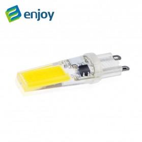 Lampu LED G8 220V 9W SMD COB 6000-6500K Cool White 1PCS - White