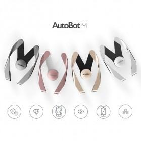 AutoBot Air Vent Smartphone Car Holder - Silver - 6