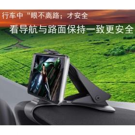 Dashboard Smartphone Mount Car Holder - 170212 - Black - 5