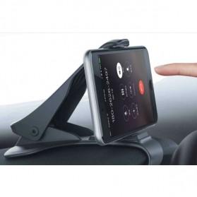 Dashboard Smartphone Mount Car Holder - 170212 - Black - 6