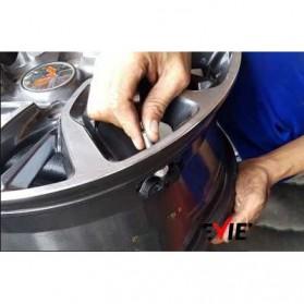 Pentil Ban Mobil Tire Valve Cap Pressure Monitoring 4 PCS - 231 - White - 4