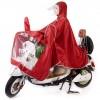 Jas Hujan Motor Full Cover - Red